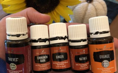 All the Fall Feels – Best Essential Oils for Fall!